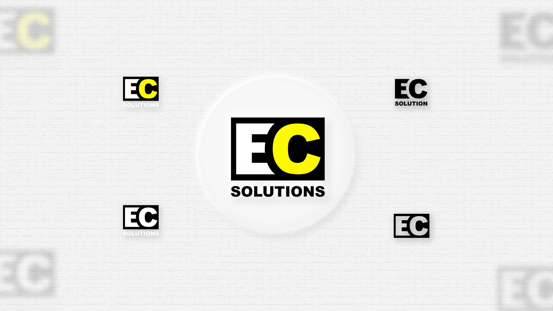 logo firmy EC Solutions