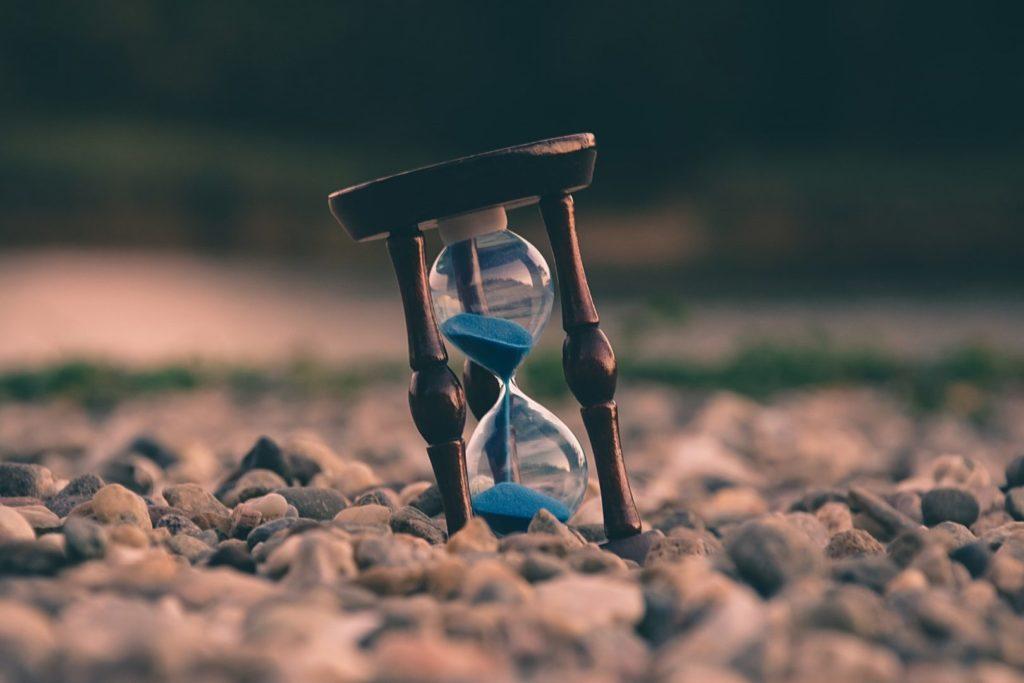 jak zmienić swoje życie - czas