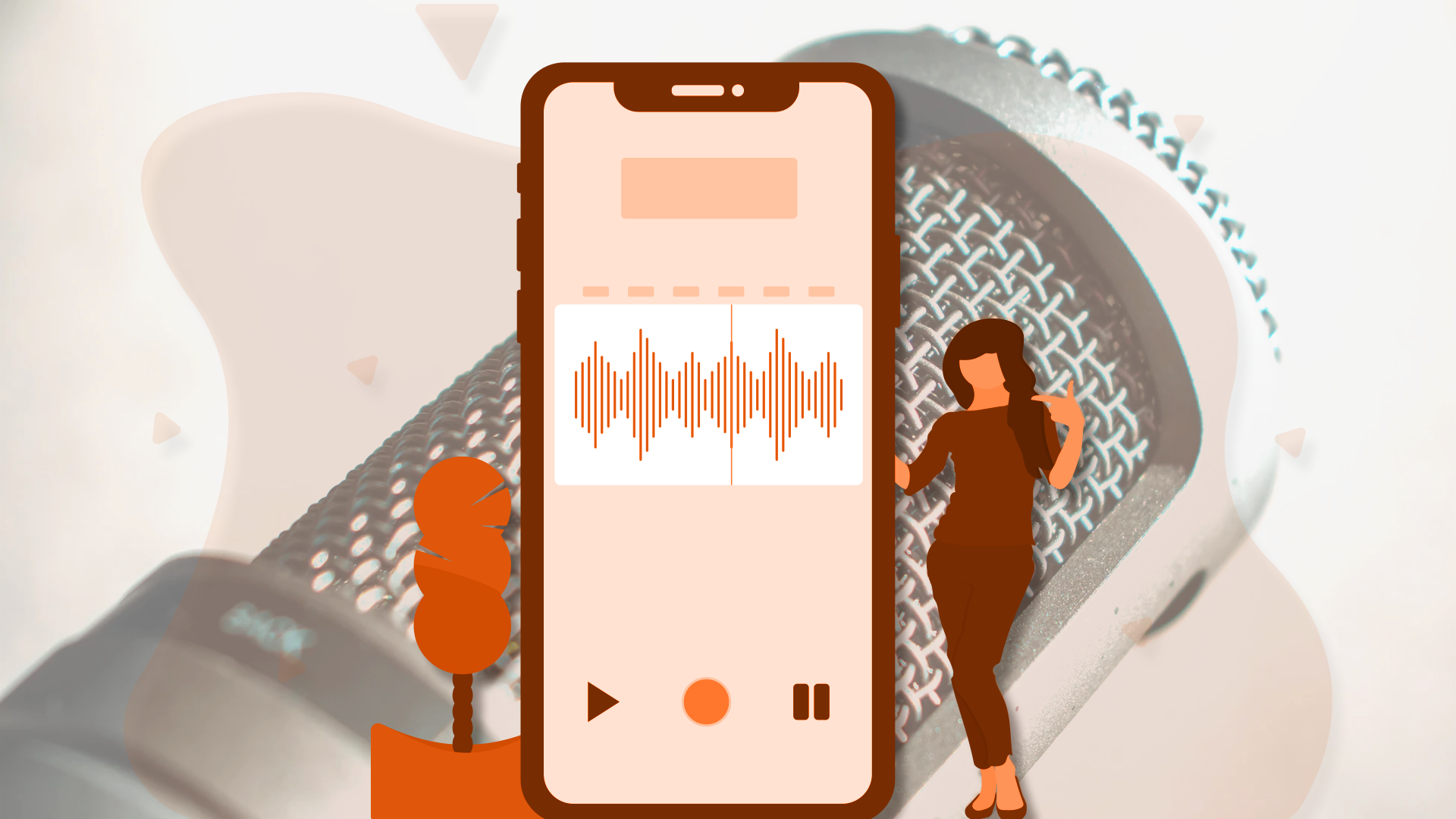 nagrywanie głosu